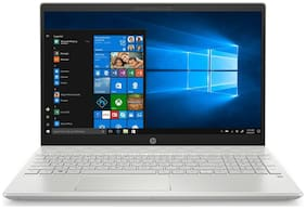 HP Pavilion 15 (Core i5 / 8 GB / 1 TB HDD + 256 GB SSD / 2 GB NVIDIA GeForce/39.62 cm (15.6 inch) FHD /Windows 10) 15-cs2082TX (Silver, 1.87 kg)