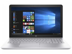 HP Pavilion (Core i5 - 8th Gen / 8 GB / 1 TB / 8 GB SSD / 39.62 cm (15.6 Inch) FHD / Windows 10 (Microsoft Office H&S) / 2 GB Graphics) CC129TX (Mineral Silver, 2.1 kg)