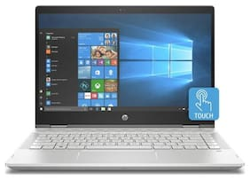 HP Pavilion x360 Convertible 14 cd Series 2018 (cd0087TU) (Intel Core i5 (8th Gen) 8250U/ 8GB/ 1TB/14/ Windows 10/ Integrated Graphics) (Mineral Silver)