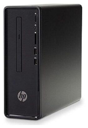HP SLIMLINE 290 (INTEL CELERON (DUAL CORE) / 4 GB / 1 TB HDD / 50.8 cm (20) / DOS) 290-A0007IL   TOWER DESKTOP (BLACK)