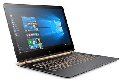 HP Spectre 13-v122tu (Y4G64PA) (Core i7 (7th Gen)/8 GB/512 SSD/33.78 cm (13.3)/Windows 10 Pro 64) (Black & Golden)