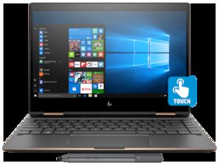 HP Spectre x360 (Core i5 - 8th Gen / 8 GB / 360 GB/ 33.78 cm (13.3 inch) / Windows 10 Professional)  13-ae502TU, Convertible (Silver , 1.26 kg)