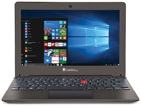 iBall CompBook Excelance-OHD (Intel Atom Processor X5-Z8350 /2 GB (Expendable upto 1 TB)/32 GB/29.46cm (11.6 )/Win 10) (Chocolate Brown)