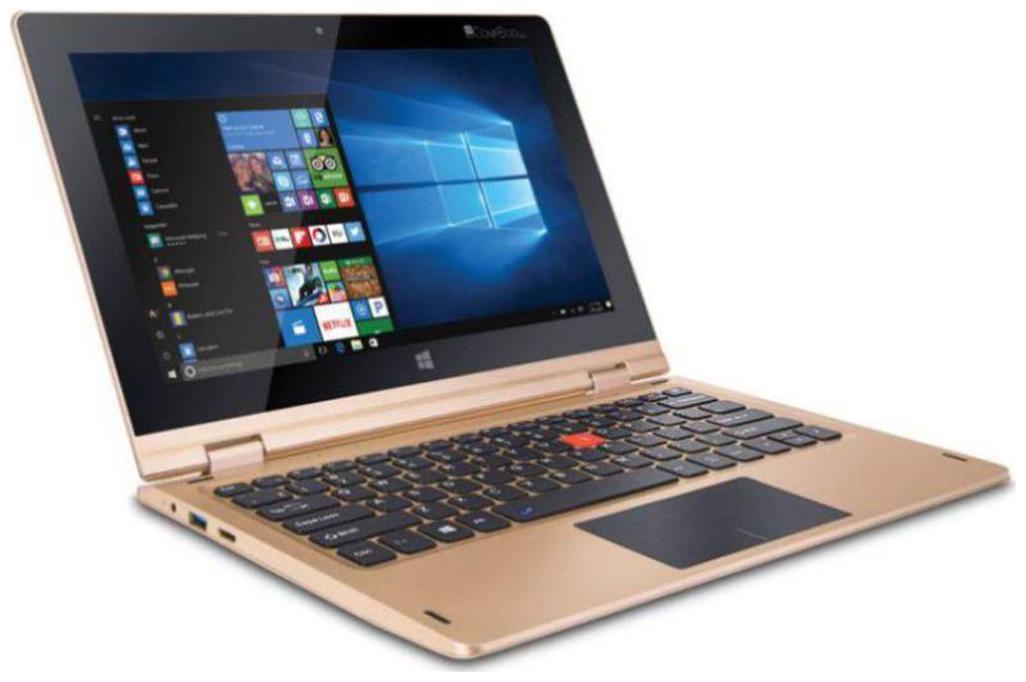 iBall Compbook i360 2 in 1 Laptop Intel Atom/2  GB/32  GB/ 29.46 cm  11.6 inch /Windows 10 Home