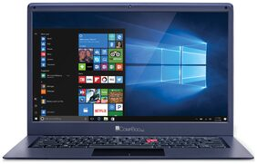 """iBall CompBook Exemplaire+  14"""" (35.56cm) (Atom x5-Z8350/4GB/32GB/Windows 10/Integrated Graphics)"""