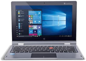 iBall i360 FHD Laptop (Intel Atom Z-8350/2 GB/32 GB Hard Drive/Windows 10/Full HD IPS Display)- Star Grey