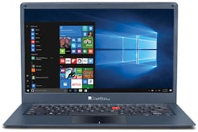 "iBall Marvel 6 (Intel Celeron Processor N3350 /3 GB/32 GB/35.56 cm (14"")/Win 10) (Metallic Grey)"