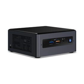 Intel NUC Kit - Core i7-8th Gen 8559U Processor NUC8i7BEH