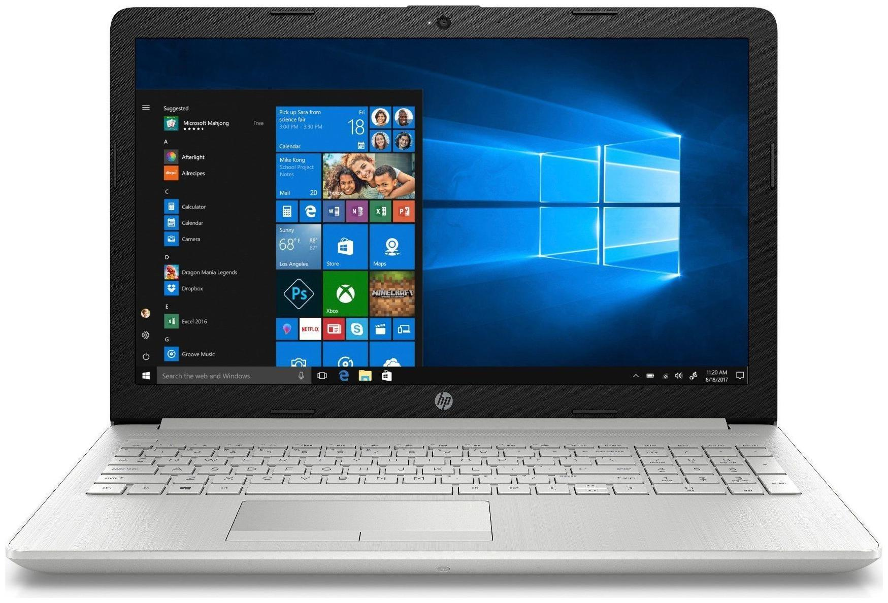HP 15 Core i5 8th Gen – (8 GB/1 TB HDD/Windows 10/2 GB Graphics) 15g-dr0006tx Laptop(15.6 inch, Black, With MS Office)