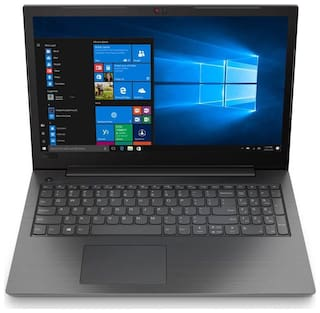 Lenovo V130 (Core i3-7th Gen/4 GB RAM/1 TB HDD/39.62 cm (15.6 inch)/DOS/DVD-Drive/Intel HD Graphics) 81HN00FQIH/81HNA01AIH (Black, 2.2 kg)