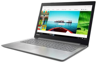 Lenovo Ideapad 320 (Core i3 - 6th Gen/4 GB RAM/1 TB HDD/39.62 cm (15.6 Inch)/Windows 10) 80XH01X8IN (Platinum Grey, 2.2 Kg)
