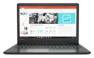 Lenovo Ideapad 310 (80SM01LXIH) (Core i3 (6th Gen)/8 GB DDR4/1 TB/39.62 cm (15.6 )/Windows 10 Home + MS Office/N16V-GMR1 DDR3L ) (Ebony Black)