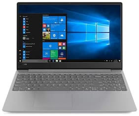 Lenovo Ideapad 330S (Core i5 - 8th Gen / 4 GB RAM / 1 TB HDD / 39.62 cm (15.6 inch) FHD / Windows 10 / 2 GB Graphics) 81F500GLIN Thin and Light Laptop (Platinum Grey , 1.87 kg)