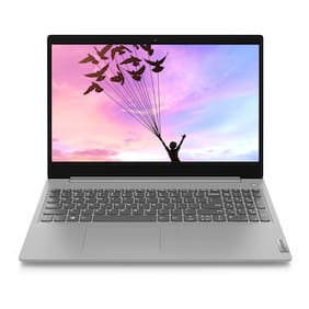 Lenovo IdeaPad Slim 3i (Intel Core i5 - 10th Gen/ 8 GB RAM/ 1 TB HDD/ 39.62 cm (15.6 inch)/ Windows 10) 81WB00ANIN (Platinum Grey , 1.7 kg)