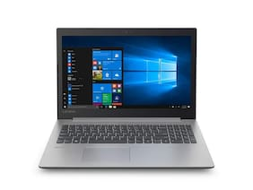 Lenovo Ideapad 330 81DC01A1IN (i3 7th Gen/ 4GB Ram/ 1TB HDD/9.62 cm (15.6 Inch)/ Win10 Home+MS-Office/ Integrated Graphics/2.2kg) Platinum Grey