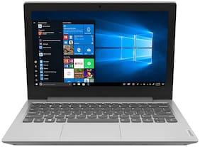 Lenovo IdeaPad Slim 1 Intel Celeron N4020 11.6 inch (29.46cm) HD Thin & Light Laptop (4GB/256 GB SSD/Windows 10/MS Office) 81VT0071IN (Platinum Grey/1.2Kg)