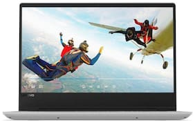 Lenovo Ideapad 330S (AMD A9-9425/4 GB DDR4 RAM/1 TB HDD/35.56 cm 14 Inch/Windows 10) 81F8001GIN (Platinum Grey, 1.8kg)