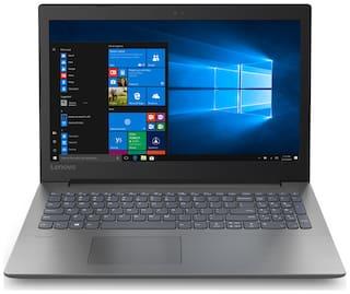 Lenovo Ideapad 330 (i3-7th Gen (7020U)/4 GB RAM/1 TB HDD/ 39.62 cm (15.6 inch) / HD/Ubuntu/Linux/DOS) 81DE00F4IN (Onyx Black  2.2 kg)