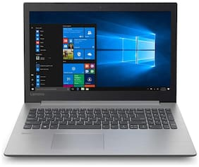 Lenovo Ideapad 330 (Intel Core i3-7th Gen/8 GB RAM/1 TB HDD/39.62 cm (15.6 inch) FHD Display/Windows 10 Home/MS Office/Integrated Graphics) Laptop 81DE033WIN (Platinum Grey, 2.2 kg)