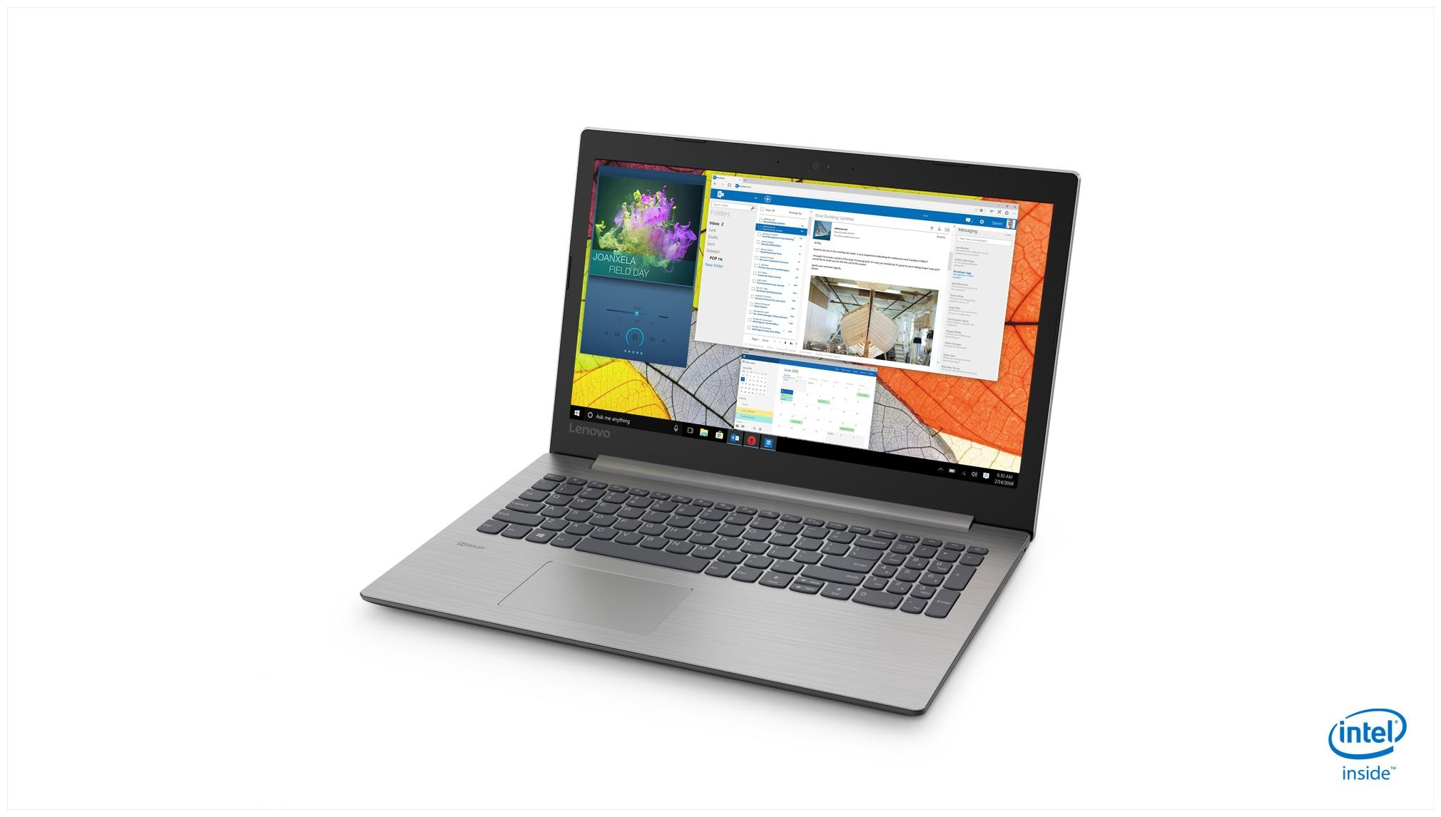 Lenovo Ideapad 330 (Core i5 - 8th Gen/8 GB RAM/2 TB HDD/15.6 Inch FHD/DOS/2 GB Graphics) 81DE0088IN (Platinum Grey, 2.2 Kg)