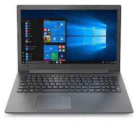 Lenovo Ideapad 130 81H5003VIN 15.6-inch Laptop (A6-9225/4GB/1TB/Windows 10/Integrated Graphics), Black