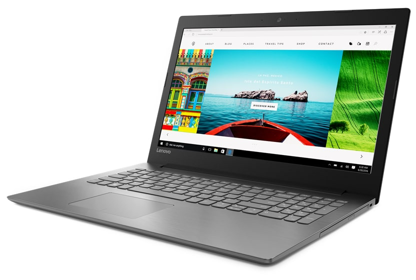 Lenovo ideapad 320-15ISK(80XH01QMIH) (Intel Core i3 (6th Gen)/4 GB/1 TB/15.6 (39.6 cm)/DOS/Integrated Graphics) (Onyx Black)