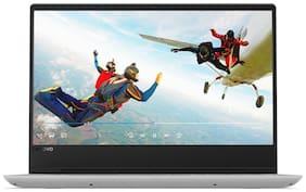 Lenovo Ideapad 330s (Core i3-7th Gen(7020U)/4 GB RAM/1 TB HDD/35.56 cm(14 inch) HD/Windows 10/No ODD) 81F4008UIN Thin & Light Laptop (Platinum Grey,1.67 Kg)