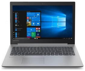 Lenovo Ideapad 330 (Core i3 - 7th Gen/4 GB RAM/1 TB HDD/39.62 cm (15.6 inch) FHD/Windows 10) 81DC00DJIN (Platinum Grey, 2.2 Kg)