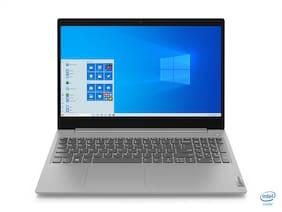 Lenovo Ideapad Slim 3i (Intel Core i3 - 10th Gen/ 4 GB RAM/ 256 GB SSD/ 35.56 cm (14 inch)/ Windows 10) 81WD00L1IN (Platinum Grey , 1.6 kg)
