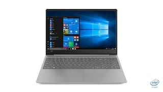 Lenovo Ideapad 330S (Core i7 - 8th Gen / 8 GB RAM / 1 TB HDD / 39.62 cm (15.6 inch) FHD / Windows 10 / MS Office 2016 H&S / 4 GB Graphics) 81F500BVIN Thin and Light Laptop (Platinum Grey , 1.87 kg)