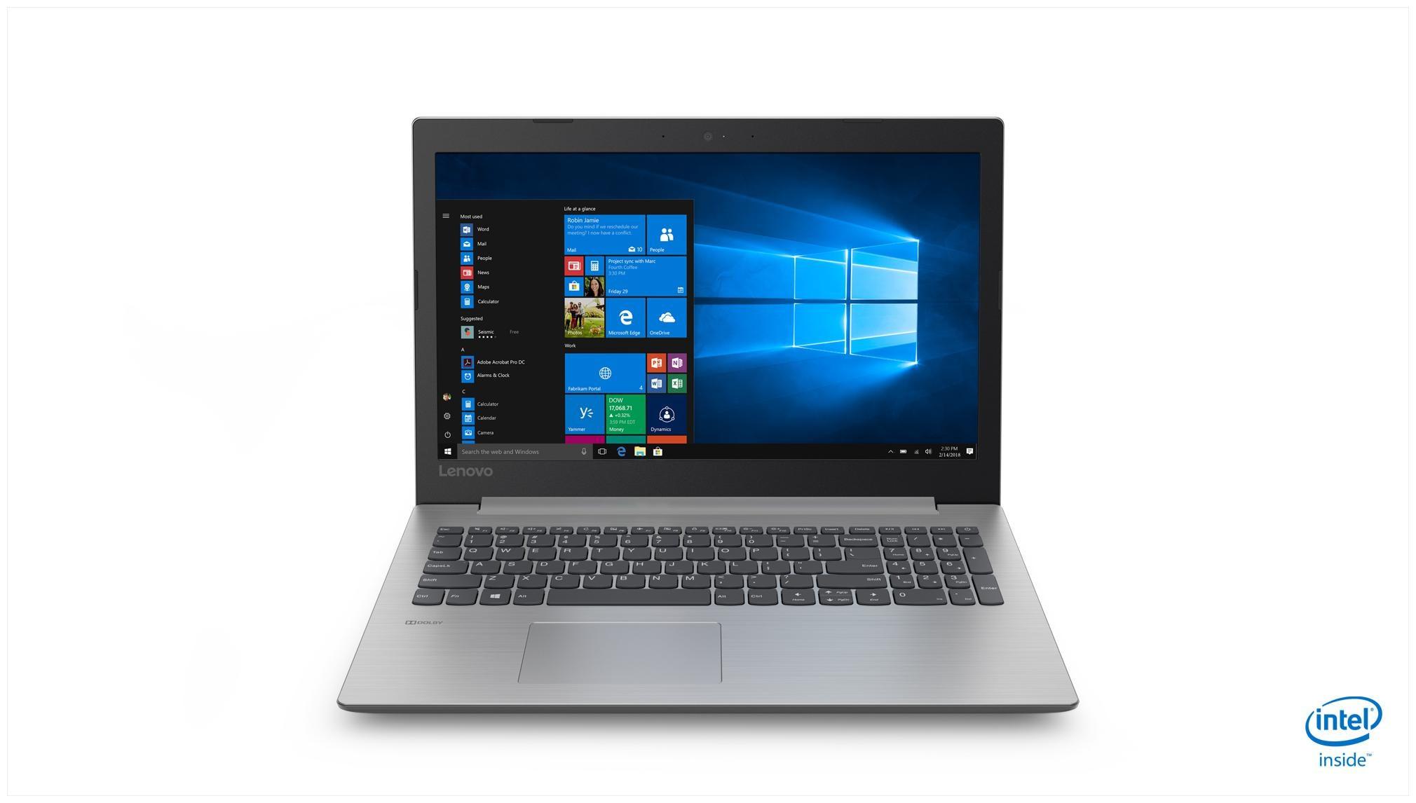 Lenovo Ideapad 330  Core i5   8th Gen / 8  GB RAM / 2 TB HDD / 39.62 cm  15.6 Inch  / Windows 10 / 2  GB Graphics  81DE012PIN  Platinum Grey , 2.2 Kg