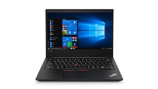 Lenovo ThinkPad E480 (20KNS0E200) Laptop Image