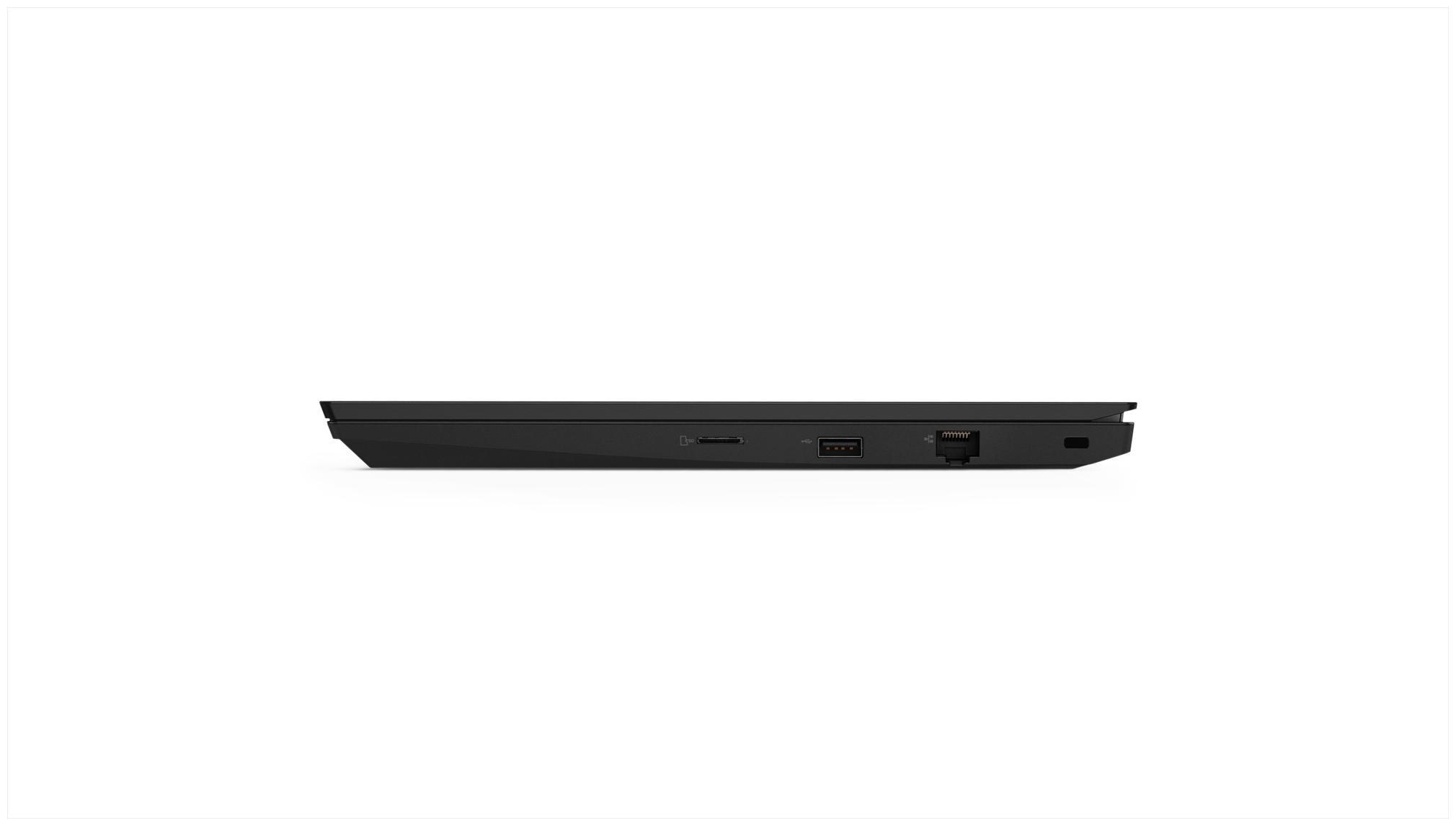 Lenovo ThinkPad E480 (Core i5 - 8th Gen / 8 GB RAM / 256 GB SSD / 35 81 cm  (14 1 Inch) Inch / DOS) 20KNS0E200 (Black ,1 75 Kg)