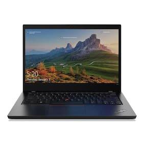 Lenovo Thinkpad L14 20U1S1N700 14 Inch FHD Anti-Glare Laptop Intel Core i5-10th Gen (8 GB / 512 GB SSD / Window 10 Pro ) (Black)