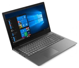 Lenovo V Series (Core i3 - 6th Gen/4 GB RAM/1 TB HDD/15.6 inch/DOS) 81HNA002IH (Black, 2.2 Kg)