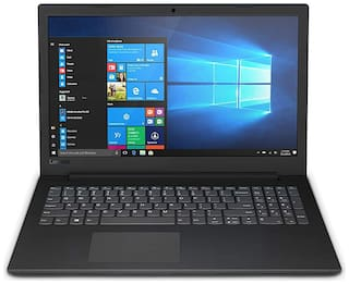 Lenovo V145 Notebook (AMD A6- 3rd Gen / 4GB RAM / 1TB HDD/ 39.62 cm (15.6 inch) / DOS) 81MT006JIH (Black ,2.1 kg)