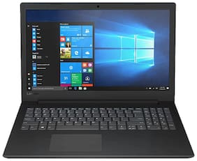 Lenovo V145-AMD-A6 15.6 inch HD Thin and Light Laptop (4 GB/ 1 TB / DOS/ with DVD Writer) 81MT0034IH (Black, 2.1 kg)