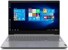 Lenovo V15-IIL Laptop (Core i3 10th Gen / 4 GB/15.6 inch/1 TB HDD/Windows 10 Home) 82C5A00AIH (Grey, 2.2 kg)