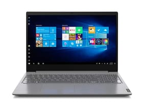 Lenovo  V15 IIL Notebook (Intel Core i3-10th Gen /4GB RAM/ 1TB HDD/ 39.62 cm (15.6 inch)/ DOS) 82C500QSIH (Iron Grey,2.6 kg)