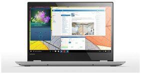Lenovo Yoga 520-14IKB U 81C800LVIN (Ci3-8130U/4GB/1TB/35.56 cm (14 Inch) FHD IPS TOUCH/Mnrl Grey/W10HSL/1Y)