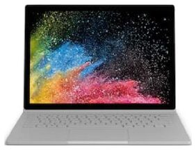 Microsoft Surface Book 2 (Core i7 - 8th Gen / 16 GB / 512 GB SSD / 34.29 cm (13.5 inch) FHD Touchscreen / Windows 10 Pro / 2 GB Graphics) (Silver  1.64 kg)