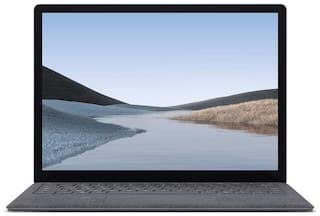Microsoft Surface Laptop 3 (Intel Core i5/ 8 GB/ 128 GB SSD/ 34.29 cm (13.5 inch)/ Windows 10) 1867 (Platinum , 1.26 kg)