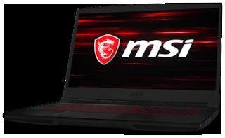 MSI GF (Core i5 - 8th Gen / 8 GB / 1 TB HDD / 39.62 cm (15.6 inch) FHD / Windows 10 Home / 4 GB Graphics) GF63 8RC-211IN Gaming Laptop  (Black, 1.8 kg)
