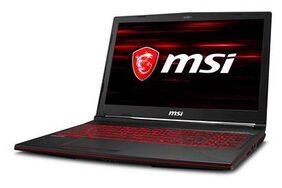MSI GL63-8RC (Core i7-8th Gen/8GB DDR4/1TB HDD/15.6  Full HD/Windows 10/4GB Nvidia GTX 1050/ 2 Yrs Warranty) (Black)