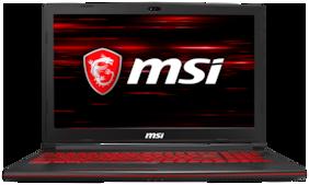 MSI GL (Core i7 - 8th Gen / 16 GB / 1 TB HDD + 128 GB SSD / 39.62 cm (15.6 inch) FHD / Windows 10 / 6 GB GDDR6 NVIDIA 1660Ti ) GL63 8SD-632IN, Gaming Laptop (2.3 Kg, Black)