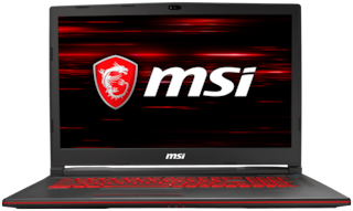 MSI GL73 8SE-039IN (Core i7 - 8th Gen/16 GB /1 TB HDD + 256 GB SSD/43.94 cm (17.3 inch)/Windows 10/6GB GDDR6,GeForce RTX 2060) 9S7-17C722-039 (Black, 2.9 kg)