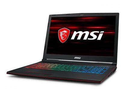 MSI GP (Core i7- 8th Gen / 16 GB / 1 TB HDD + 256 GB SSD / 39.62 cm (15.6 Inch) FHD / Windows 10 Home / 6 GB Graphics) GP63 8RE-442IN Gaming Laptop  (Black, 2.2 kg)