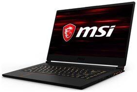 MSI GS65 8RF-056IN (Core i7 (8th Gen)/16 GB/512 GB SSD/15.6/Windows 10/8GB Nvidia GTX 1070) (Black)