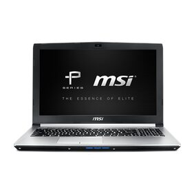 MSI PE62-7RE Gaming Laptop ( Core i7-7hh Gen/ 8GB Ram/ 128GD SSD+1TB HDD/4GB Nvidia GTX1050Ti/15.6  Full HD/Dos/Metal Silver)