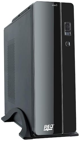 Reo RL709 Business Desktop (Intel Core i5 9th Gen 9400f 2.9Ghz/8 GB DDR4 RAM/1.0 TB Hard Disk/Nvidia 710 Graphics with 2 GB/300 Mbps WiFi/Windows 10 Pro Licensed preloaded)